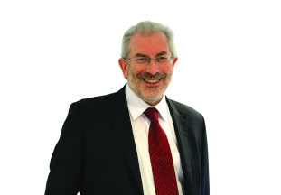 Lord Bob Kerslake - headshot with white background
